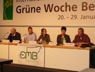 Press conference: EMB board member Erwin Schöpges from Belgium