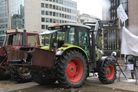 5000 dairy farmers and 1000 tractors in Brussels
