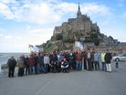 Great Dairy Farmer meeting in Saint Mont Michel, France -end of September